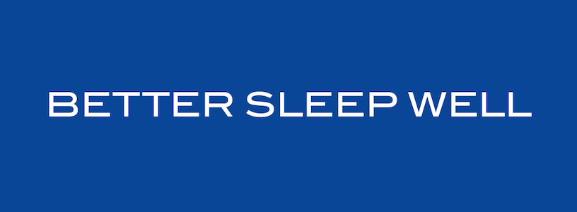 BetterSleepWell